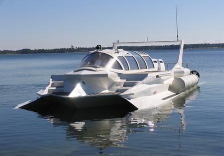 Hypersub Submarine Boat
