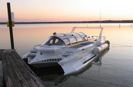 Hyper-Sub Submarine