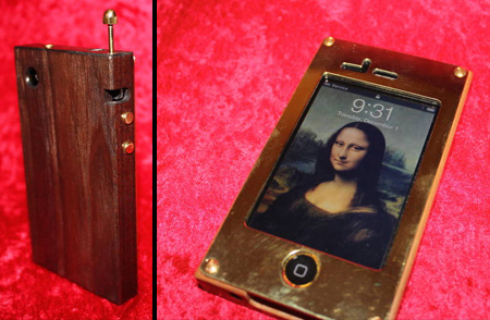 Steampunk iPhone Case