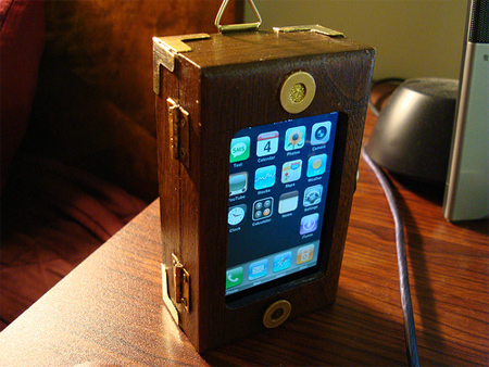Steampunk Apple iPhone Case