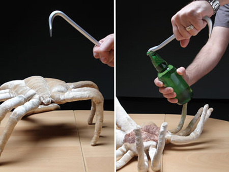 Crowbar Bottle Opener