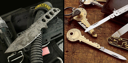 10 Creative and Unusual Knives