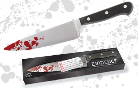 Evidence Knife
