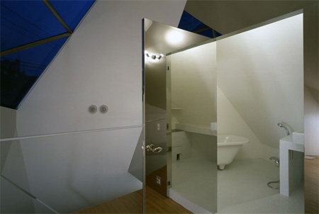 Modern House in Japan