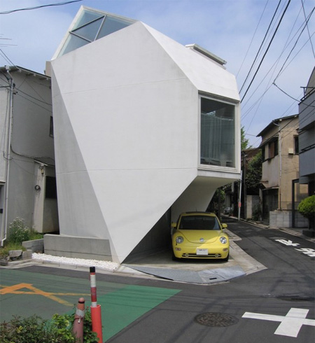 Mineral House in Tokyo