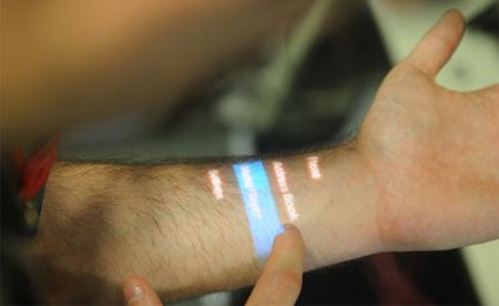 Skin as an Input Surface