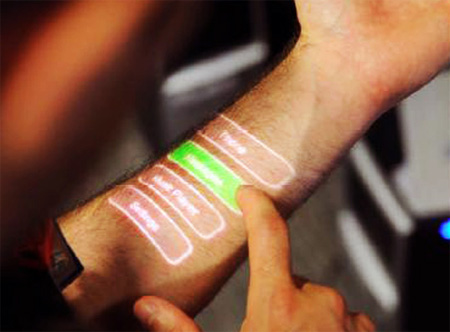 Body Touchscreen