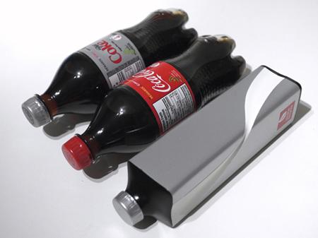 Square Coca-Cola Concept