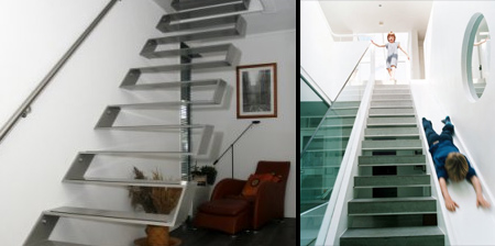 15 Unique and Creative Staircases