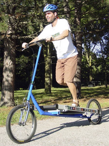 Treadmill Bicycle