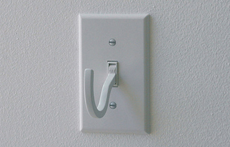 Light Switch Hook