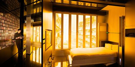 Innovative Apartment in Hong Kong