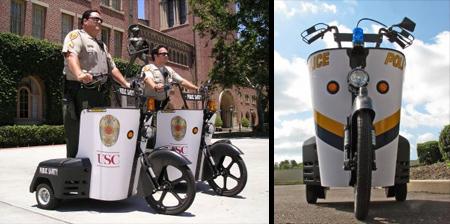 Battery Powered Modern Chariot