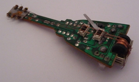 Circuit Board Guitar