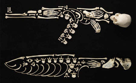 Bone Art by Francois Robert