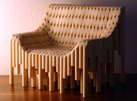 Deep Forest Chair