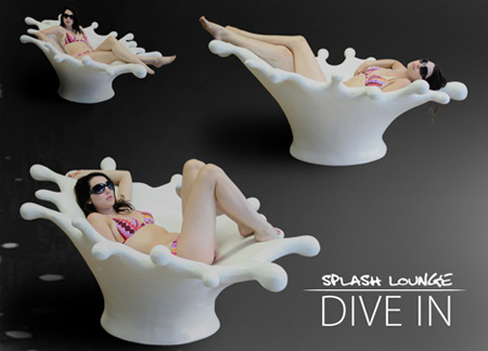 Splash Chair