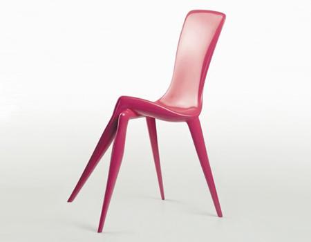 Crossed Legged Chair