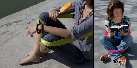 Portable Seating Device