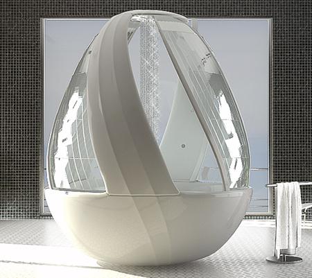 Egg Shower Concept