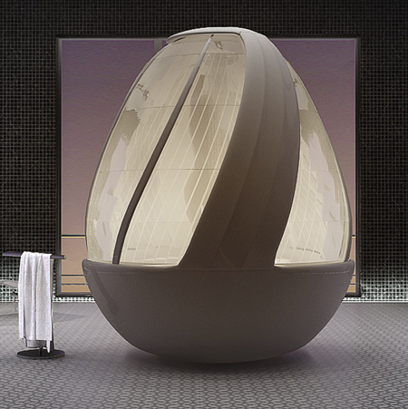Roca Cocoon Shower