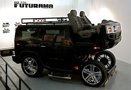 Hummer Carriage