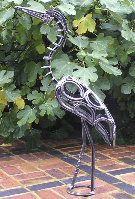Horseshoe Heron