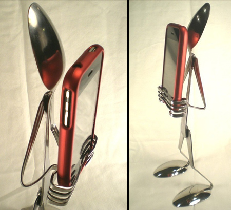iSpoon iPhone Stand