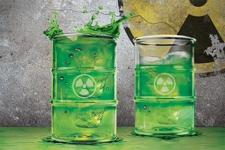Polluted Glassware