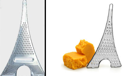 Eiffel Tower Cheese Grater