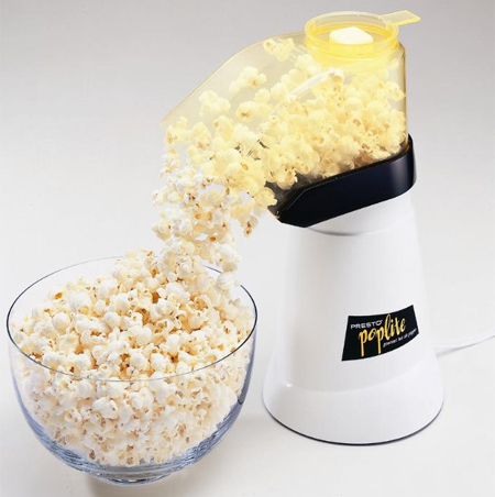 Hot Air Corn Popper