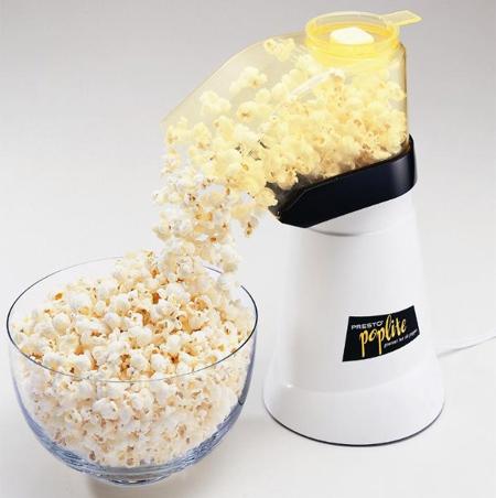 Hot Air Corn Popper