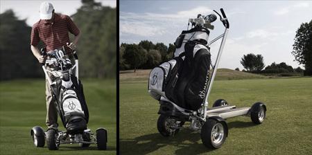 Motorized Golf Cart Scooter