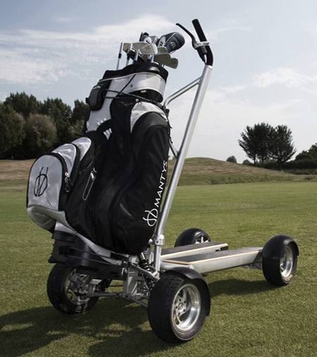 Motorized Golf Cart Scooter
