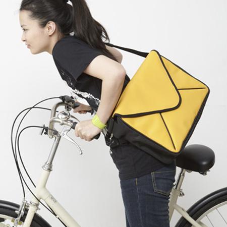 Envelope Messenger Bags