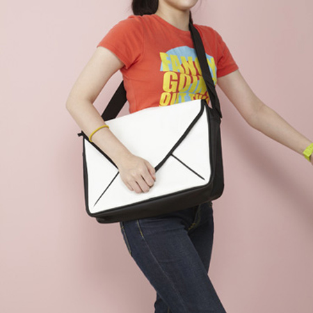 Envelope Messenger Bag