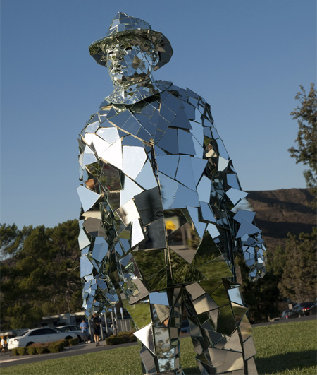 Mirror Man Costume