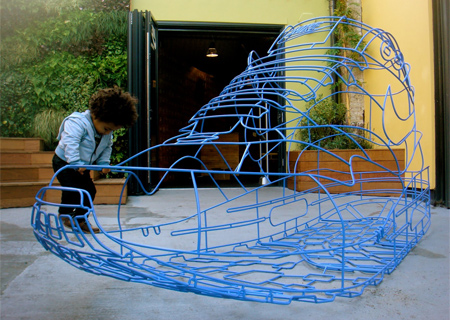 Nike Air Max Sculpture