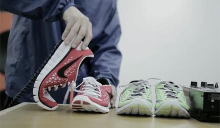Nike Shoes Make Music