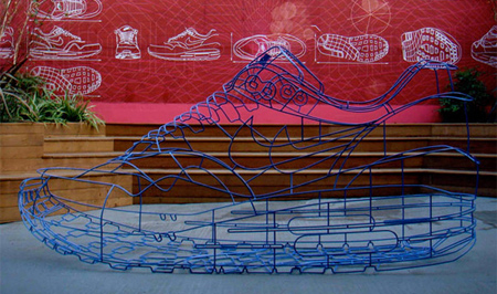 Nike Air Max 1 Sculpture