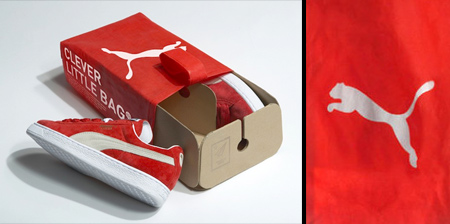 New Shoe Packaging from PUMA
