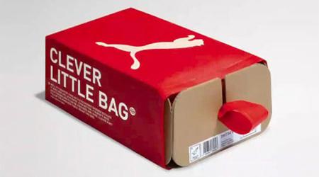 PUMA Shoe Packaging