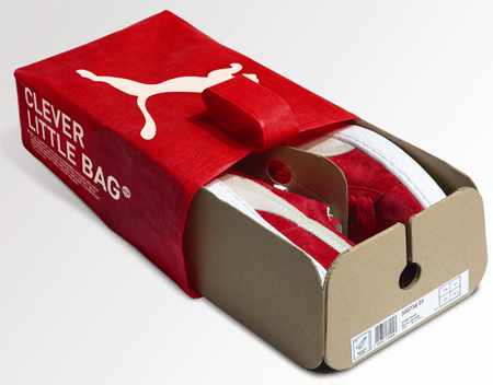 Clever Little Bag packaging box