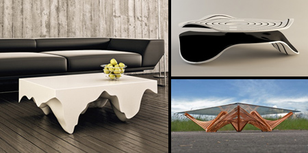 Unique and Stylish Coffee Tables