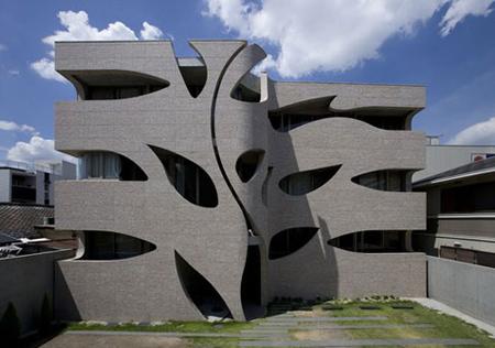Villa Saitan Building