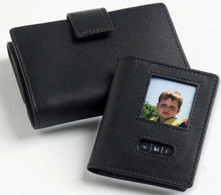Photo Frame Wallet