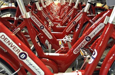 Bicycle Sharing Program