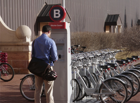 Bike Sharing System