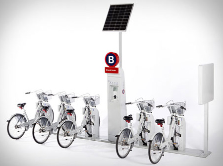B-Cycle Bike Sharing Program