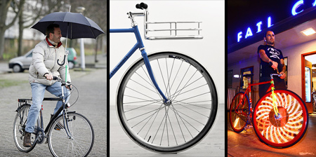12 Cool Products for your Bike